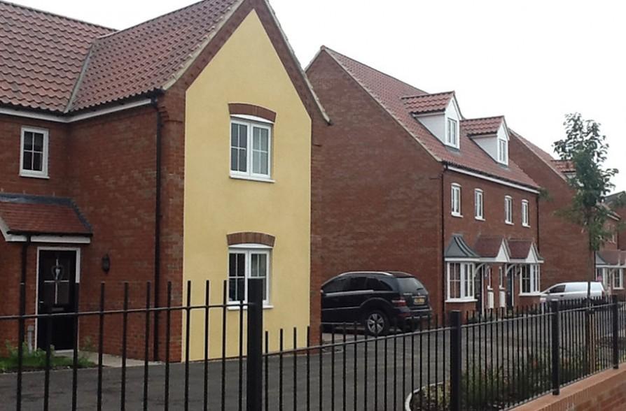 Wymondham, Persimmon East Anglia