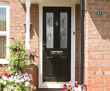 GRP / Composite Doors by the A&B Glass Group