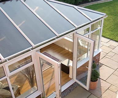 Conservatories by the A&B Glass Group