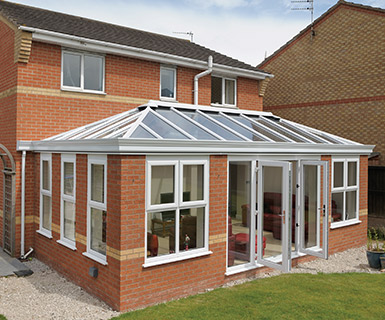 Orangeries by the A&B Glass Group