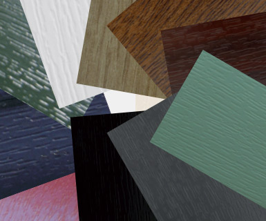 Range of Window Foils by the A&B Glass Group