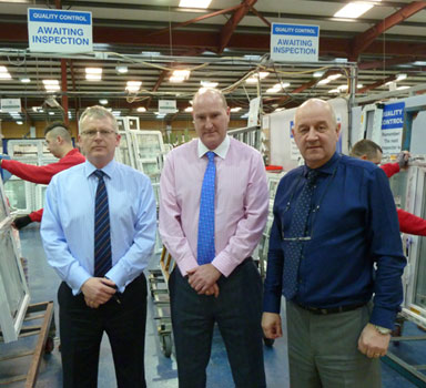 A&B Glass Group Directors