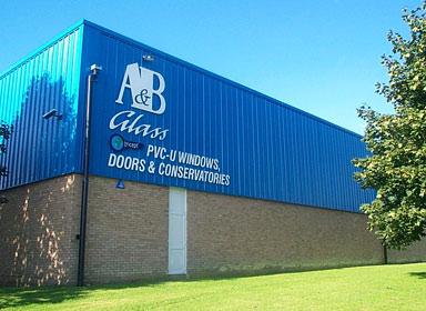 A&B Glass Group, Sudbury, Suffolk
