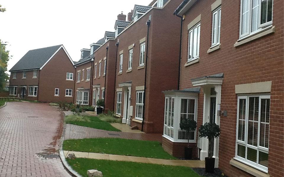 Dunton Fields Laindon, Bellway Essex