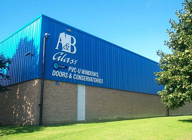 A&B Glass Group, Sudbury, Suffolk