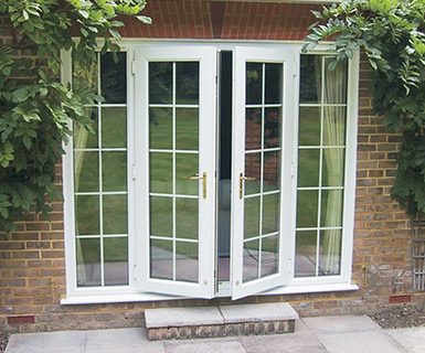 French Doors by the A&B Glass Group