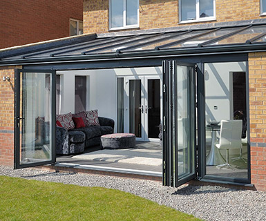 Glass Extensions by the A&B Glass Group