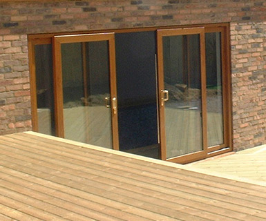 Patio Doors by the A&B Glass Group