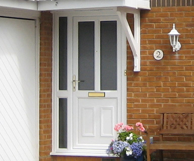Entrance Doors by the A&B Glass Group