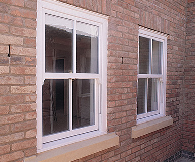Vertical Sliding Sash by the A&B Glass Group