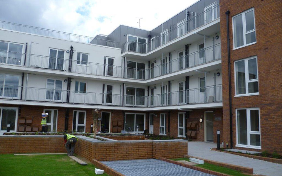 New Build Flats North Finchley