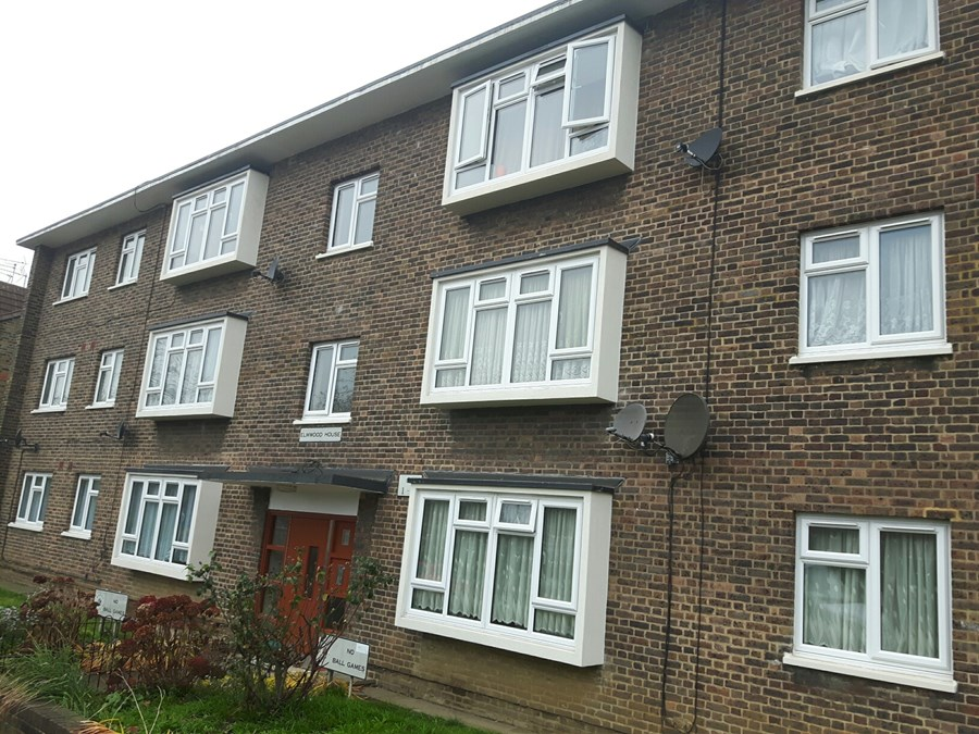 Asset Fineline working for Brent Housing Partnership through Wates Living Space