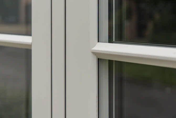 Asset Fineline - The diversity of PVCu