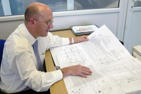 Servicing the Local Builder - A&B Glass, Sudbury, Suffolk