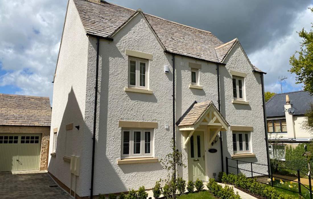 Lioncourt Homes, Burford, Oxfordshire