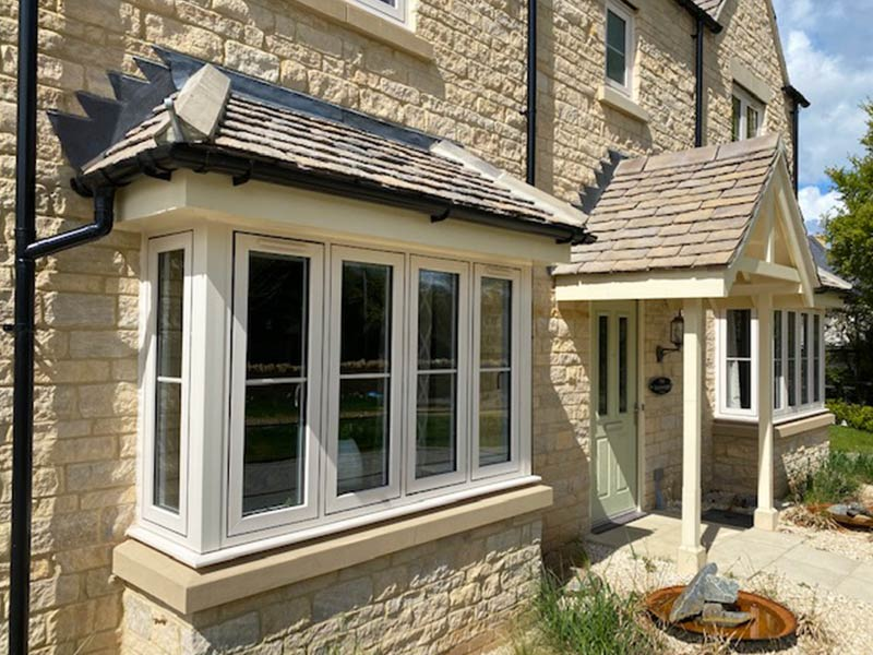 PVC-u Casement Windows