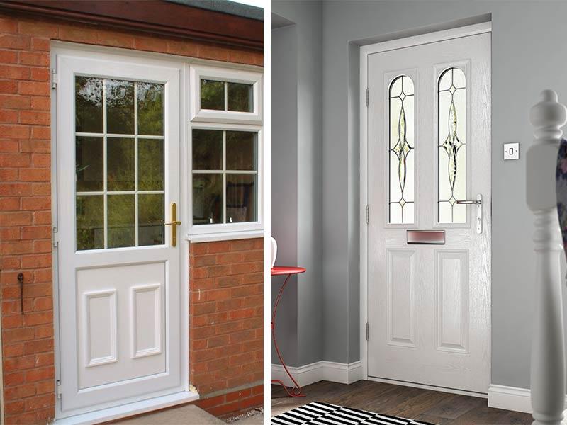 Entrance Doors, French Doors, Bi-fold and Sliding Patio Doors