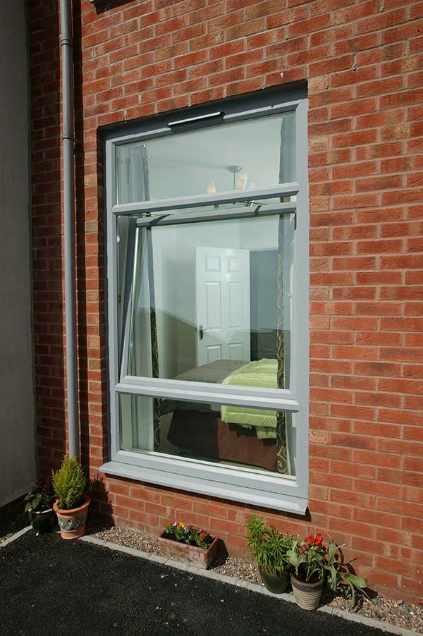 Tilt-and-turn Windows